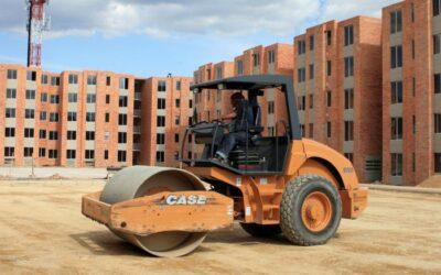 El 75% de las edificaciones en obra se detuvieron por el paro