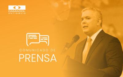 Los dos primeros años de gestión del Presidente Iván Duque desde la perspectiva del sector de la construcción en Antioquia